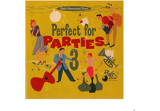 VARIOUS - Perfect For Parties Vol.3 - (CD)