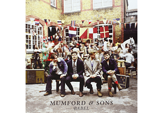 Mumford & Sons - Babel - (LP + Download)