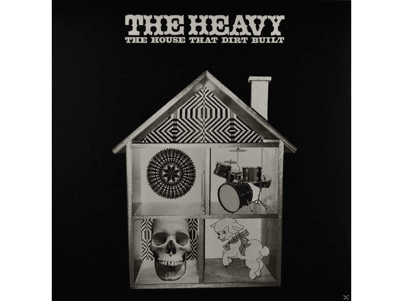 The Heavy - The House That Dirt Built [CD]