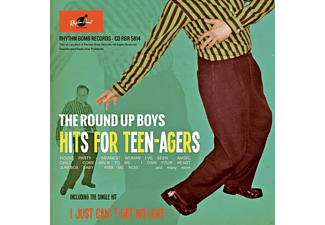 The Round Up Boys - Hits For Teenagers [CD]