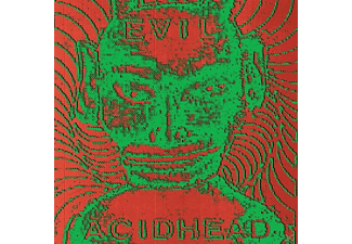 Evil Acidhead - In The Name Of All That Is Unholy - (LP + Bonus-CD)