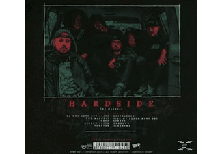 Hardside - The Madness - (CD)