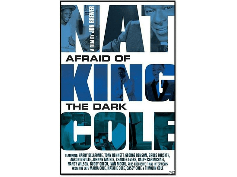 Nat King Cole - Nat King Cole: Afraid Of The Dark [Blu-ray]