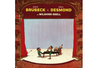 Dave Brubeck, Paul Desmond - At Wilshire-Ebell - (CD)