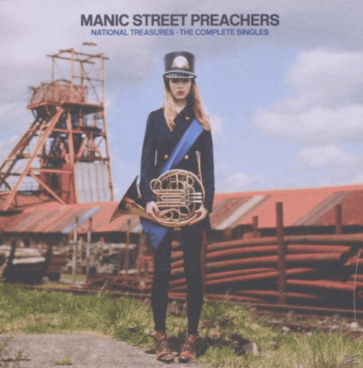 Manic Street Preachers - National Treasures-The Complete Singles - (CD)