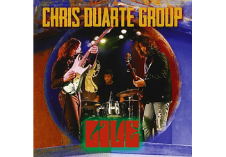 Chris Group Duarte - Live - (CD)