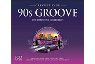VARIOUS - 90s Groove Greatest Ever [CD]