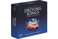VARIOUS - Driving Songs-Greatest Ever [CD]
