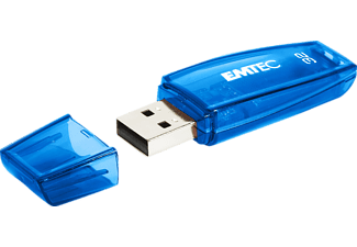 EMTEC Color Mix USB 2.0 32 GB Bleu (ECMMD32GC410)