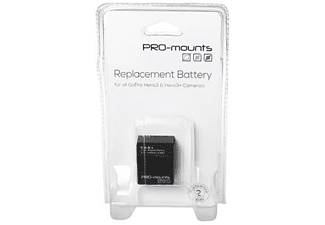 PRO-MOUNTS Replacement Battery GoPro Hero 3/3+