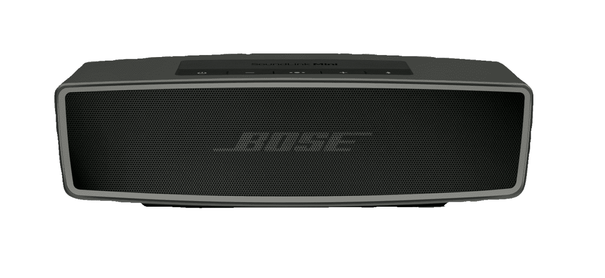 BOSE SoundLink Mini Bluetooth speaker II LÖSCHEN, Carbon