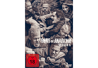 Sons Of Anarchy - Staffel 6 - (DVD)