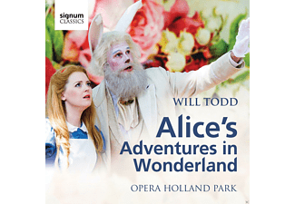Opera Holland Park - Alice's Adventures In Wonderland - (CD)