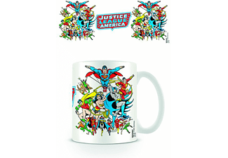 DC COMICS - JUSTICE LEAGUE - TASSE