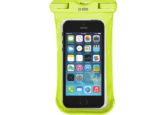 SBS MOBILE Waterproof Case till smartphones - Grön