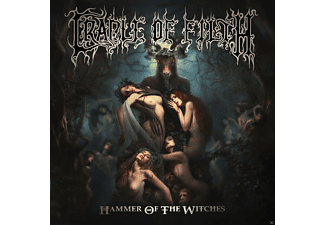 Cradle of Filth - Hammer of the Witches CD