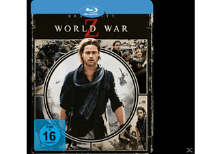 World War Z (Extended Cut - Action Line - Novobox) - (Blu-ray)