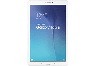 SAMSUNG Galaxy Tab E 9.6 inç Quad Core 1.3 GHz 1,5GB 8GB Android 4.4 KitKat Tablet PC Beyaz SM-T560NZWATUR