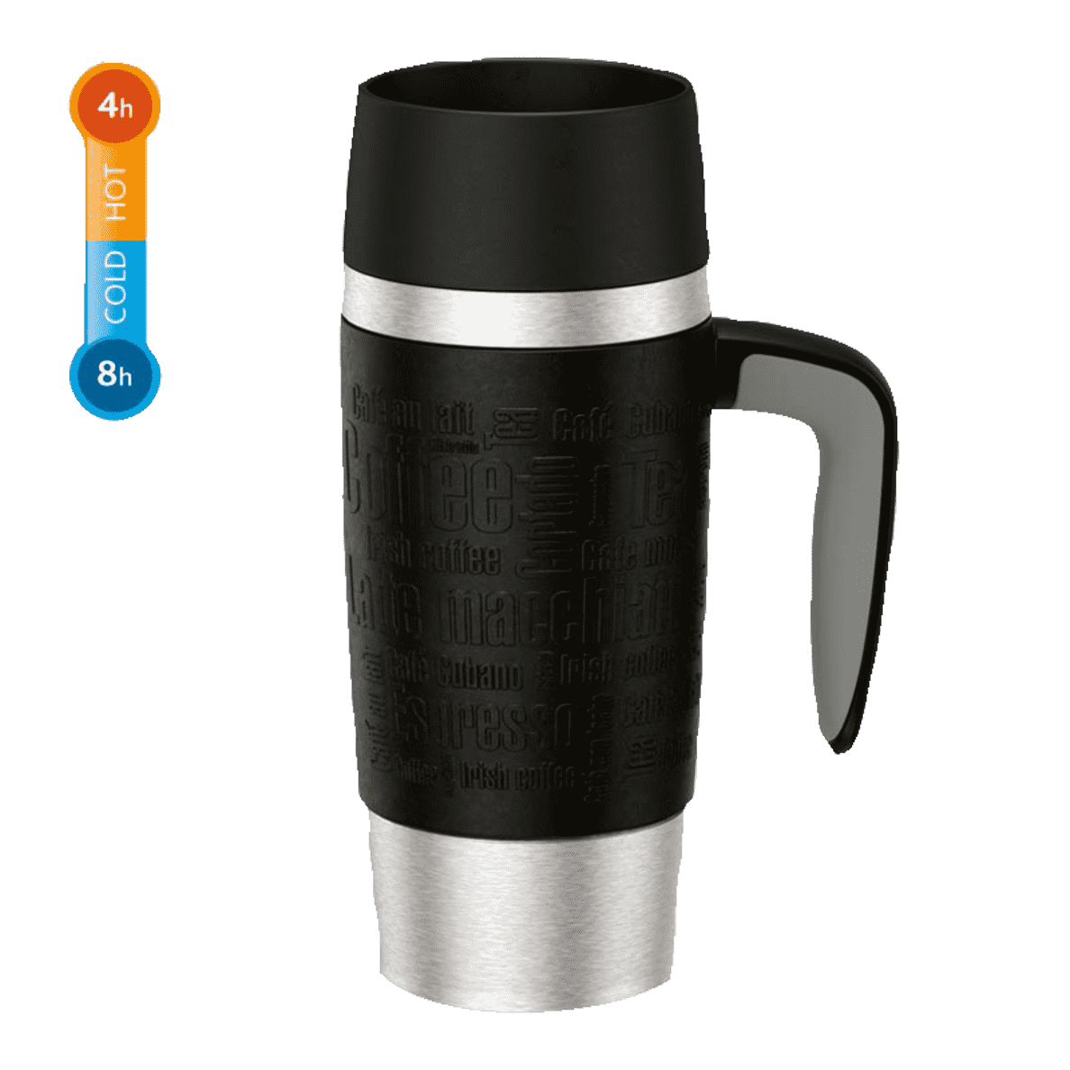 EMSA 514096 Travel Mug, Thermobecher | 04009049367149