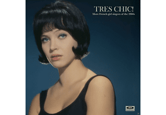 VARIOUS - Tres Chic! More French Girl Singers Of The 1960s - (Vinyl)