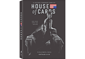 House Of Cards - Temporada 2 - Dvd