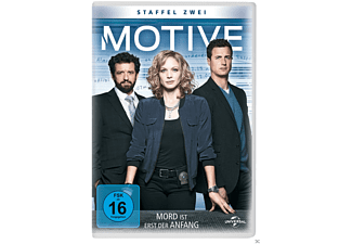 Motive - Staffel 2 [DVD]