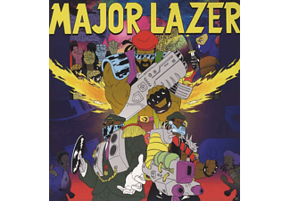Major Lazer - Free The Universe - (LP + Bonus-CD)