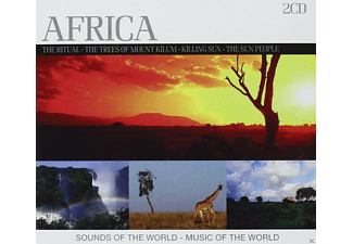 VARIOUS - Sounds Of Africa - (CD)