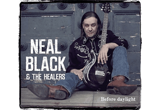Neal & The Healers Black - Before Daylight - (CD)