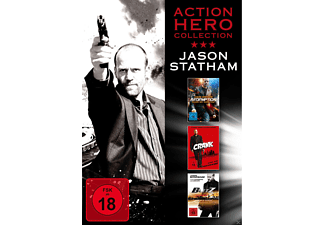Action Hero Collection: Jason Statham [DVD]