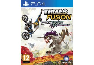 Trials Fusion: The Awesome MAX Edition  PS4