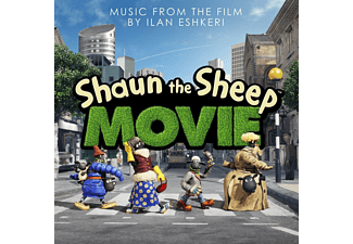 VARIOUS - Shaun The Sheep Movie-Music From The Film [CD]