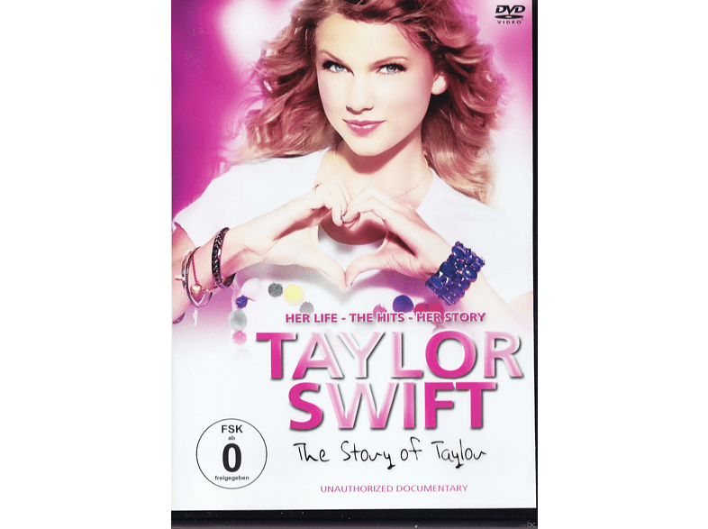 Taylor Swift - The Story Of Taylor [DVD]