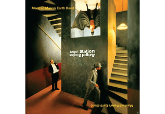 Manfred Mann's Earth Band - Angel Station (2lp) [Vinyl]