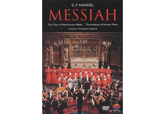VARIOUS, The Acadmey Of Ancient Music, The Choir Of Westminster Abbey - Messiah - (DVD)