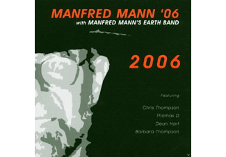 Manfred Mann - 2006 [CD]