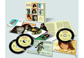 Jaki Graham - The Studio Albums: 1985-1998 [CD]
