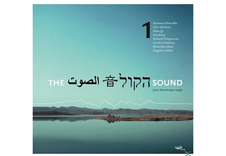 VARIOUS - The Sound Vol.1-Pure Downtempo Magic - (CD)