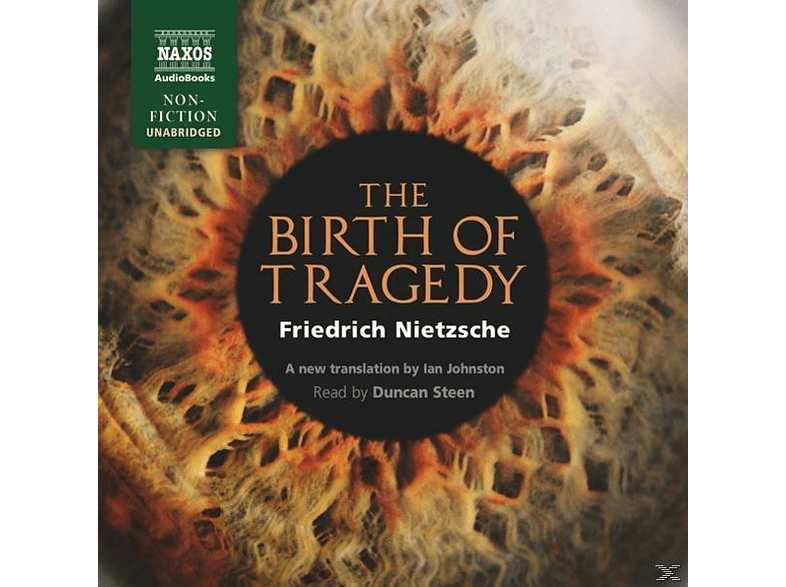 Duncan Steen - The Birth of Tragedy - (CD)