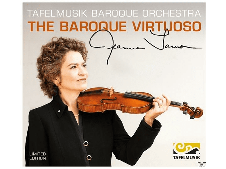 J. Tafelmusik Barock Orchester/lamon - The Baroque Virtuoso [CD]