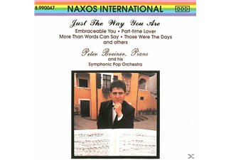 PETER & HIS SYMPHONIC POP ORCH. Breiner - Just The Way You Are - (CD)
