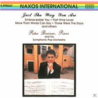 PETER & HIS SYMPHONIC POP ORCH. Breiner - Just The Way You Are [CD]