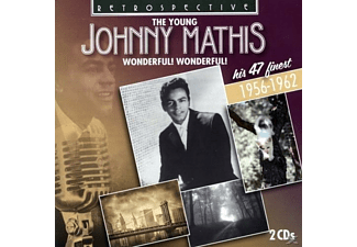 Johnny Mathis - Wonderful! Wonderful!-His 47 Fi - (CD)