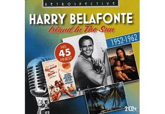 Harry Belafonte - Island in the Sun-His 45 finest - (CD)