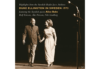 Duke Ellington - Duke Ellington in Sweden 1973 - (CD)