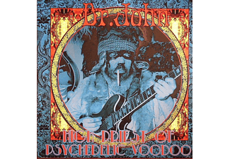 Dr. John - High Priest Of Psychedelic Voodoo - (Vinyl)