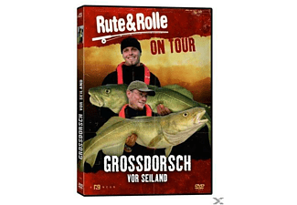Angeln: Rute & Rolle On Tour - Grossdorsch vor Seiland - (DVD)
