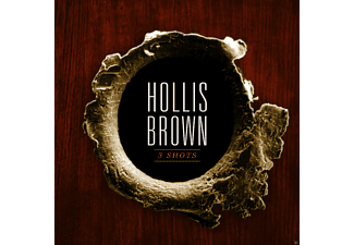 Hollis Brown - 3 Shots [CD]
