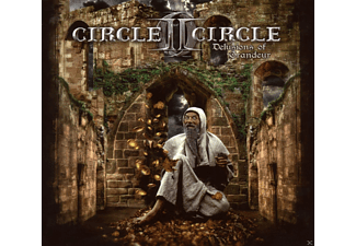 Circle II Circle - Delusions Of Grandeur (Limited Edition) - (CD EXTRA/Enhanced)