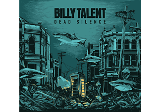 Billy Talent - Dead Silence - (LP + Bonus-CD)